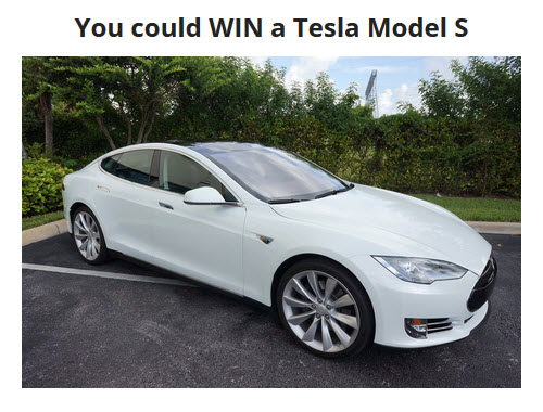Advertise with us and go in the draw to WIN this 