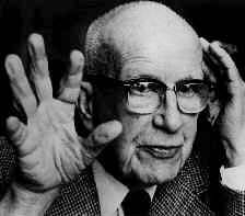 Buckminster Fuller was called the Grandfather of the Future by John Denver.